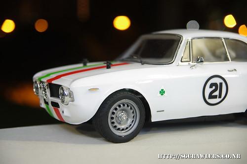 Tamiya M06 Alfa Romeo Giulia Build - Boolean21's M-chassis 13740126495_3710319028