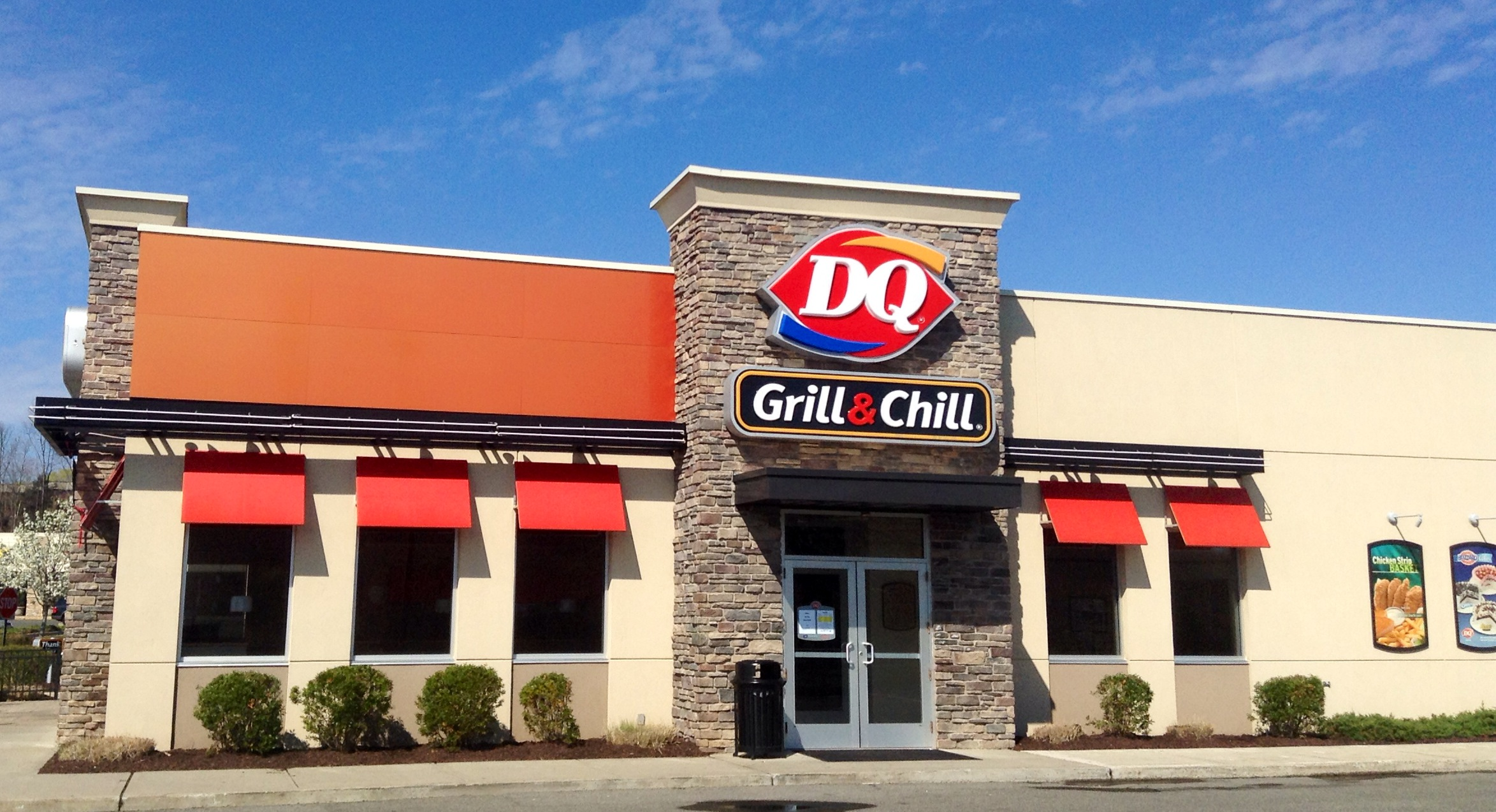 Dq Grill Chill Restaurant East Harper Street Richland Ms