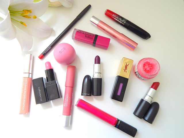 The Lip Product Addict