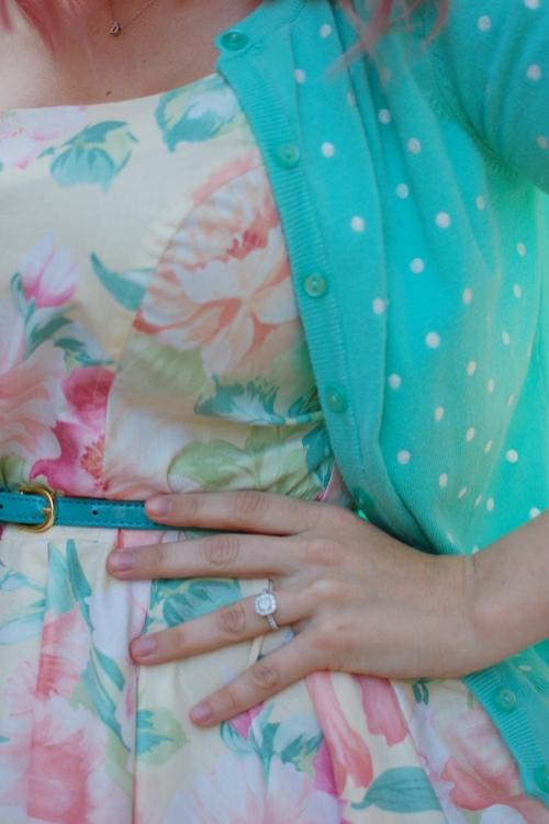 vintage floral dress 7