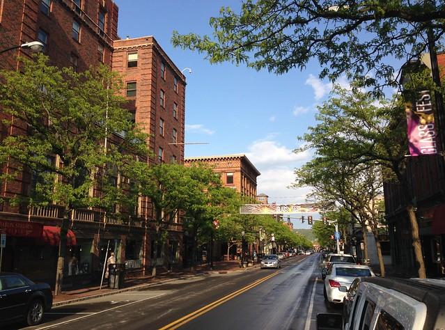 Market Street, Corning NY (c2014 FK Benfield)