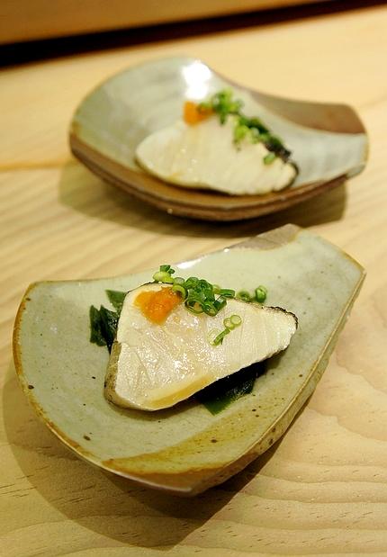 鮨十兵衛壽司15炙燒土魠魚