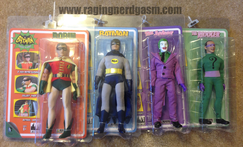 Classic Batman by Figures Toy Coompany