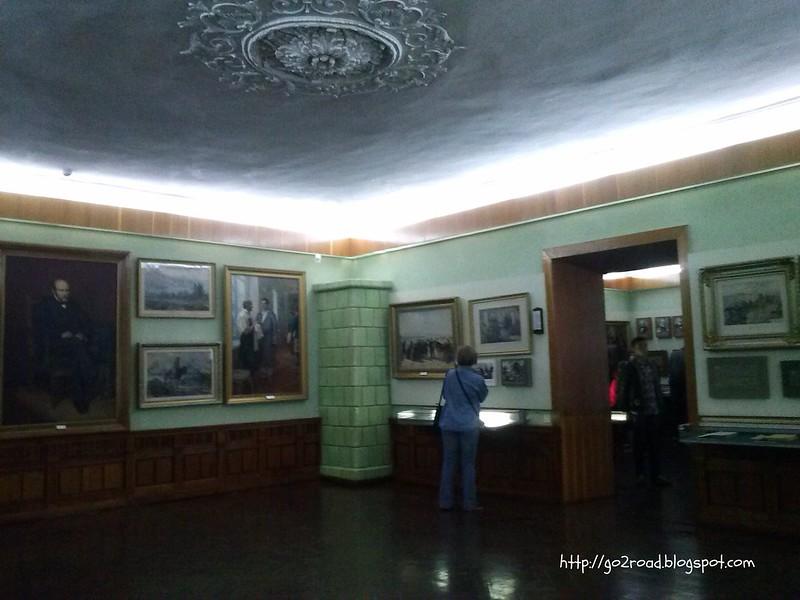 В усадьбе Пирогова музей