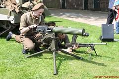 benchrest shooting(0.0), soldier(1.0), weapon(1.0), shooting(1.0), machine gun(1.0), firearm(1.0), gun(1.0), military(1.0),