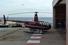 3A-MAR Robinson R44 Clipper