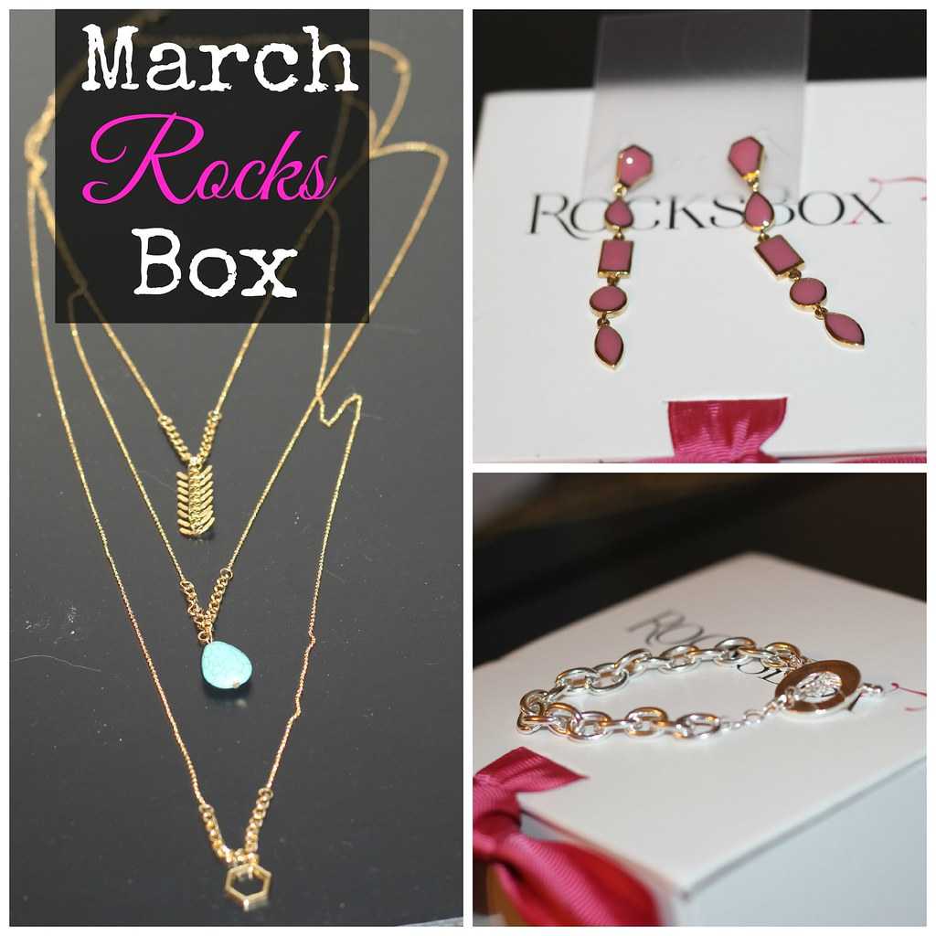 March 14 Rocks Box Collage