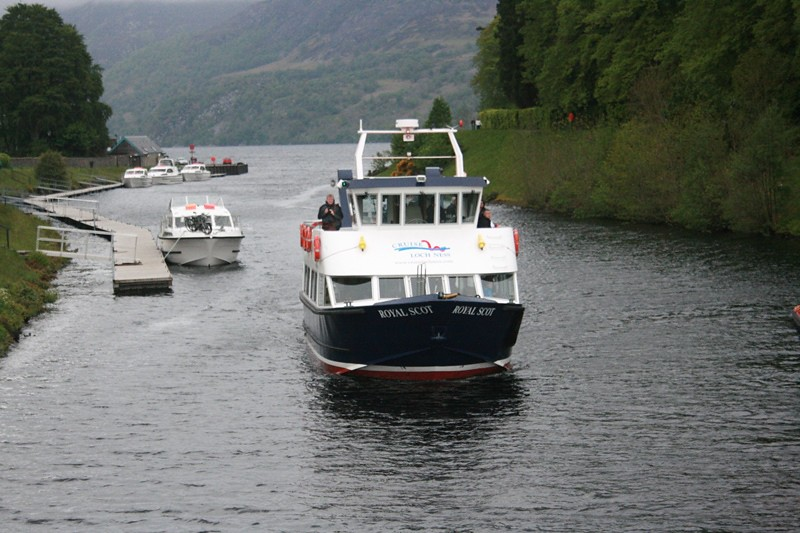 Fort Augustus and the Caledonian Canal (84)