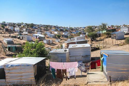 Otjomuise emplacement, Windhoek