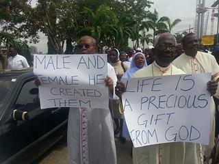 bishops marching 20140605 #1