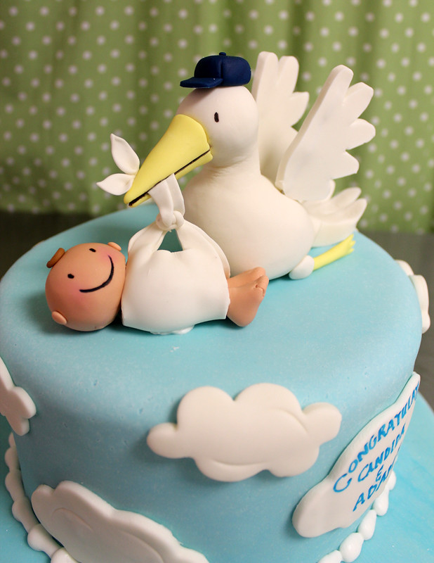 Baby Themed Cakes Oakleaf Cakes Bake Shop