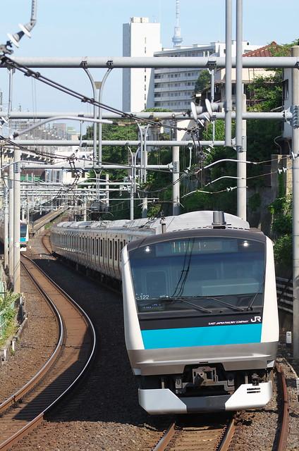 Tokyo Train Story 京浜東北線 2014年6月15日