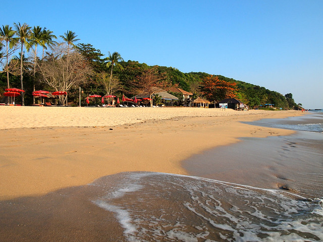 Klongnin Beach on Koh Lanta