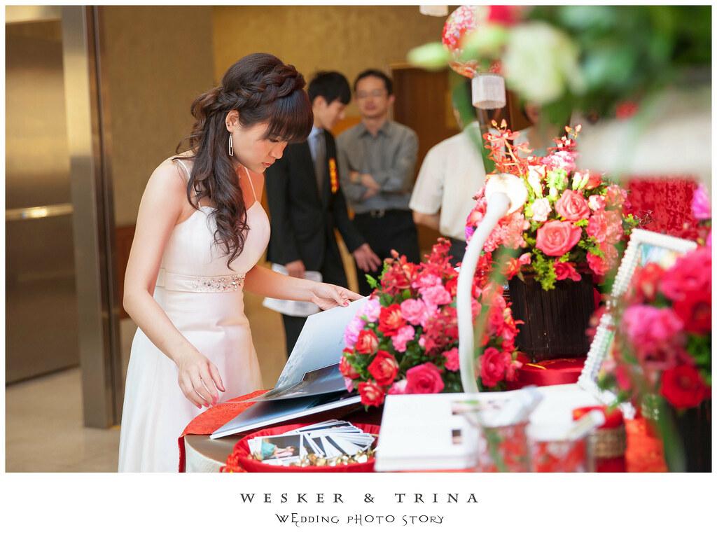 婚攝-君鴻國際酒店-婚禮紀錄-38