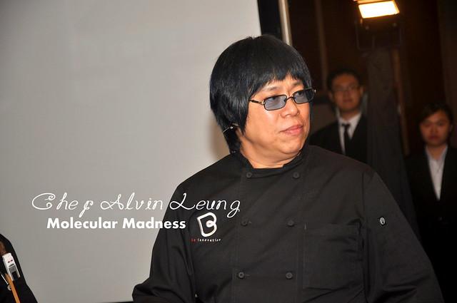 Alvin Leung Molecular Madness 3
