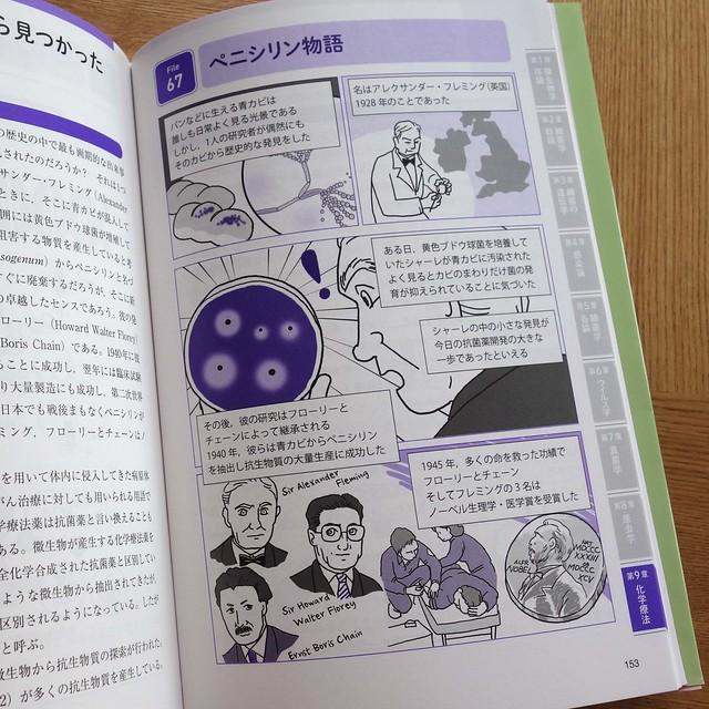 初めの一歩は絵で学ぶ 微生物学_7