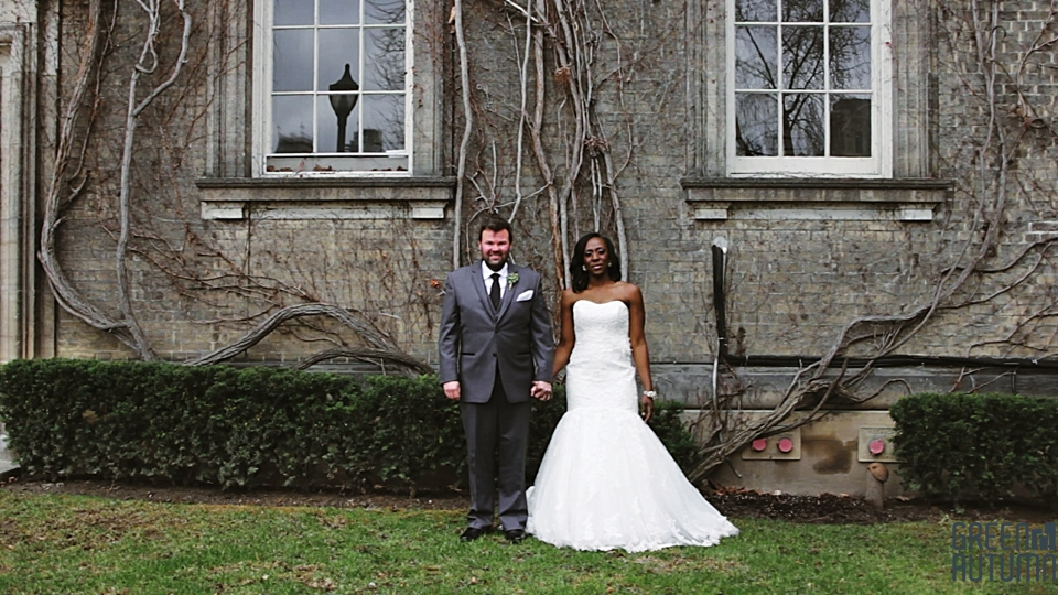 palais royal gladstone university of toronto wedding videographer cinematographer film video