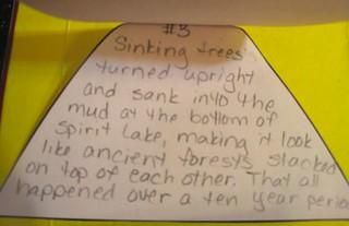 """Mt. St. Helens"" Shape Book"