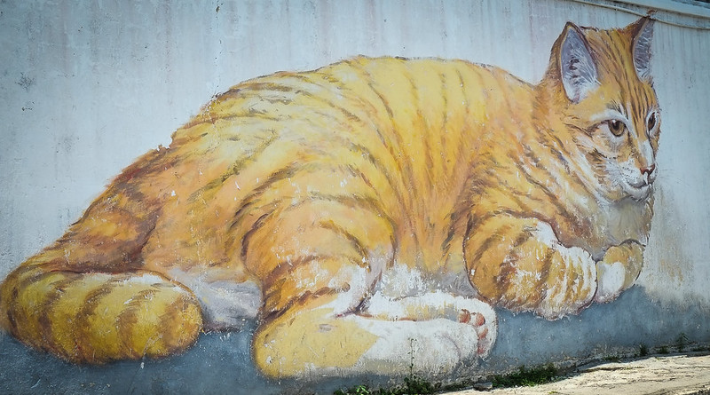 Penang Wall Mural