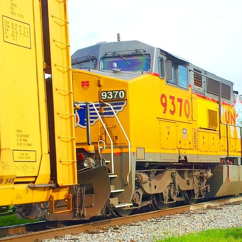 #UnionPacific #C40dash8W