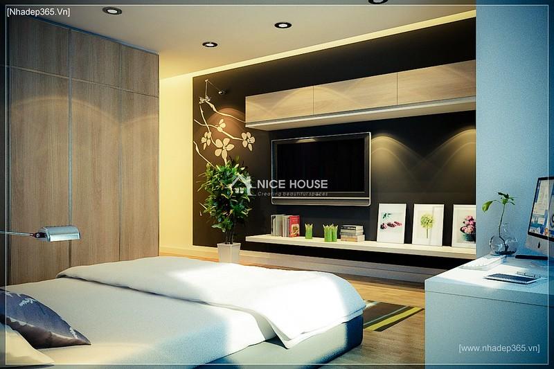 Thiết kế nội thất chung cư M5 - A Chiến_3