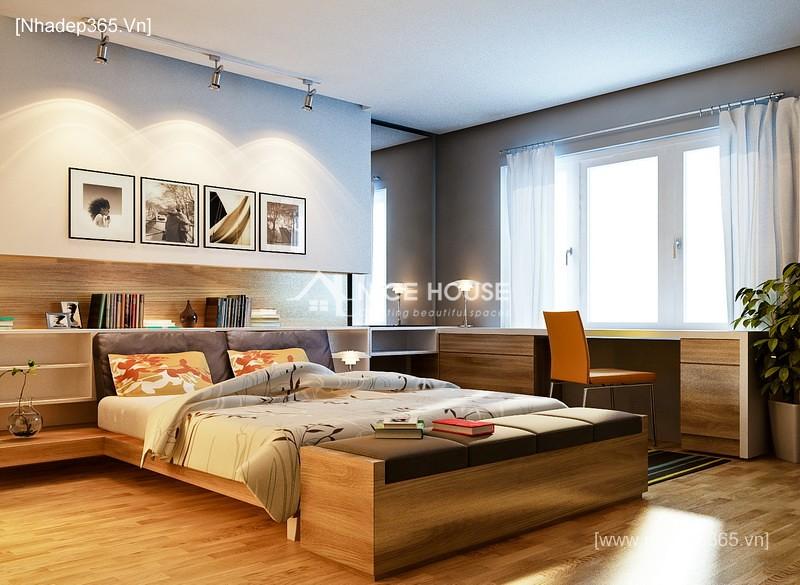 Thiết kế nội thất chung cư M5 - Mr Tiến_6