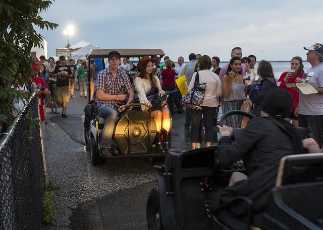 Cart Ride