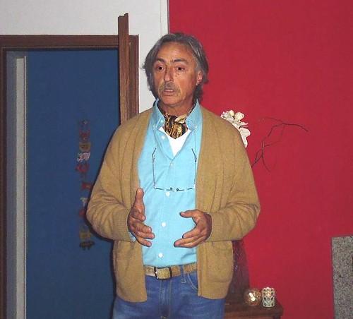Fernando Dupont y una gran noche