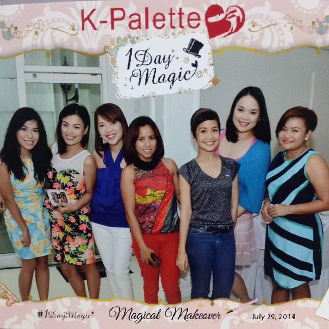 #1DayMagic K-Palette Event at R-Space Makati