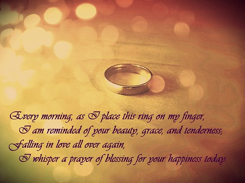 Wedding Ring and a Prayer
