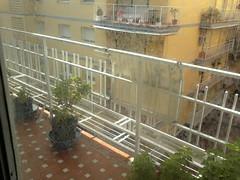 Fabulosa terraza orientada a Poniente muy soleada. Solicite más información a su inmobiliaria de confianza en Benidorm  www.inmobiliariabenidorm.com