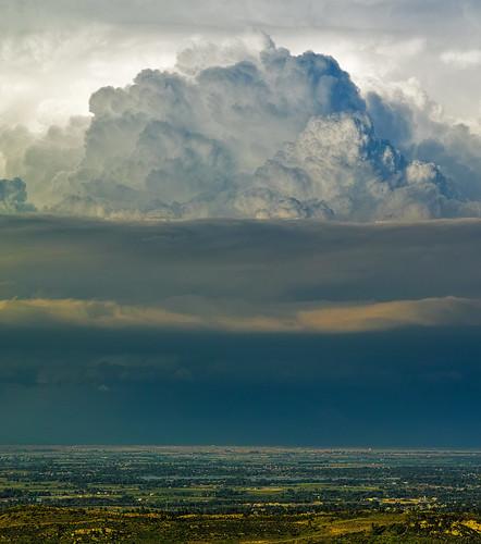 Building storm