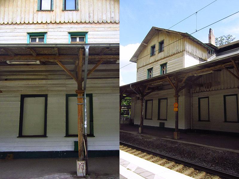 Foto Bahnhof Ennepetal, NRW