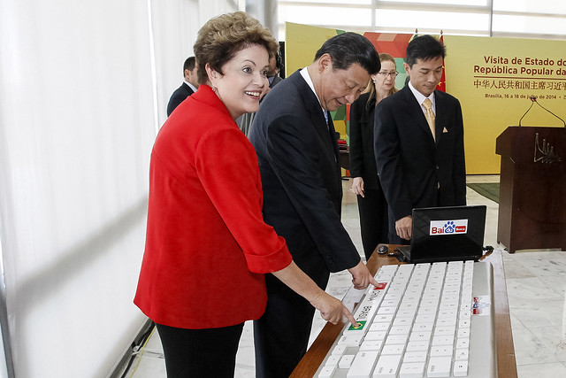 Visita Oficial do Presidente da China
