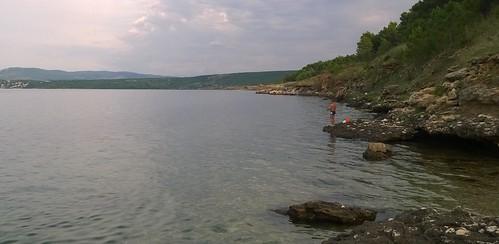 sea nature fishermen croatia