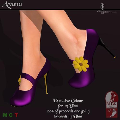 Ayana-Purple