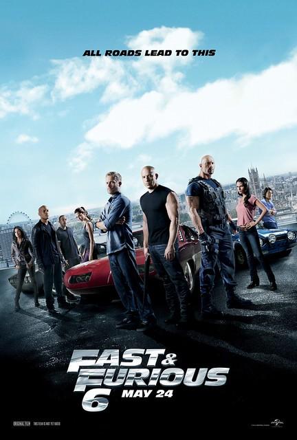 Phim Quá Nhanh Quá Nguy Hiểm 6 - Fast & Furious 6