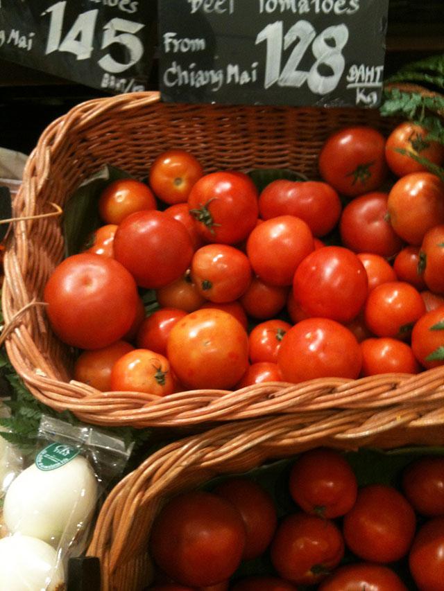 supermarket colors