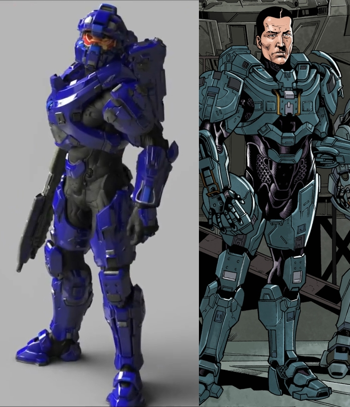 The Systematic Erasure Of Blue Team Halo Universe Forums