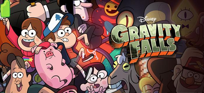 Gravity Falls  14722435318_64ba63cee8_o