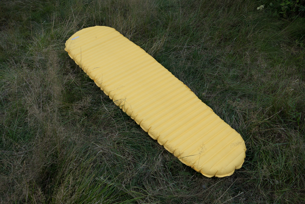 Therm-A-Rest NeoAir XLite, inflated