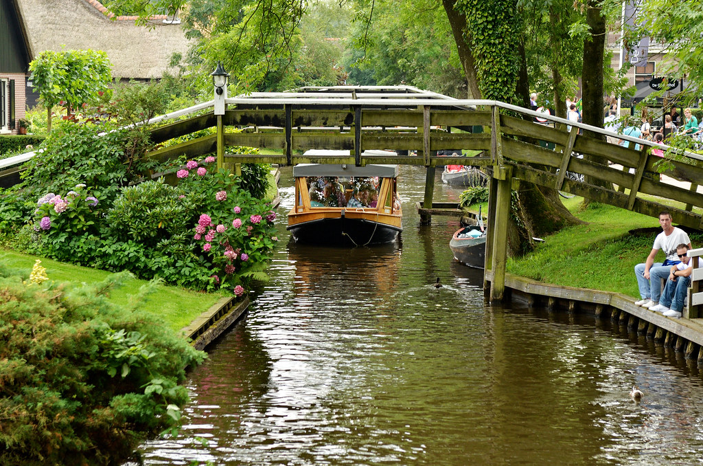 Giethoorn, NL