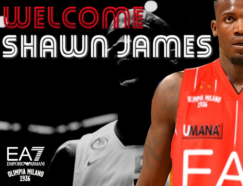 The Intimidator: Shawn James all'Olimpia