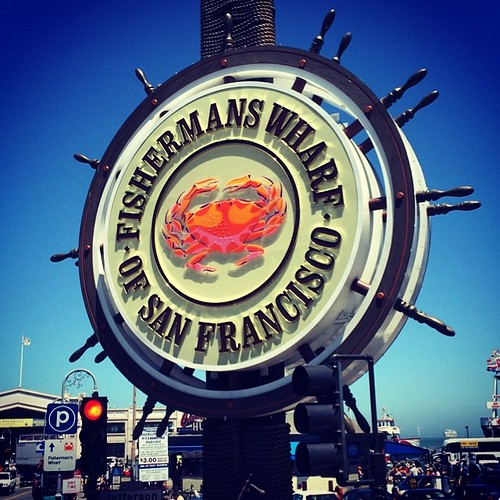 Fisherman's Wharf. #sanfrancisco #kategoestocalifornia