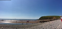 Scorcher at St. Bees