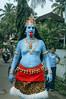 The Age of Kali at Pulikali in Kerala