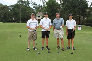 Houston Charity Drive Golf Tournament 2014