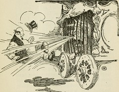 """Image from page 190 of """"Peck's bad boy with the circus [microform]"""" (1907)"""