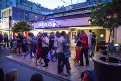 Dvorek žije pošesté: Argentinské tango