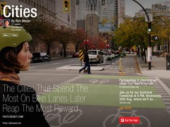 Cities Flipboard 08.2014